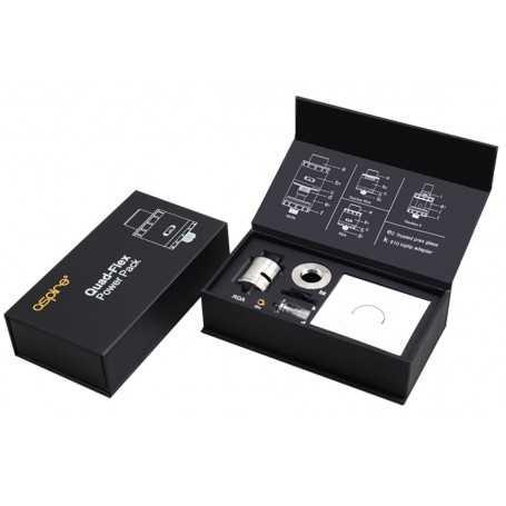 Quad-Flex power pack - Aspire