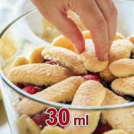 Arôme biscuit banane fraise