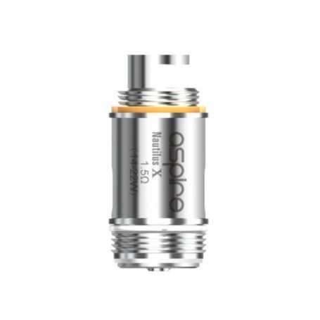 Atomiseur Nautilus X 1.5 ohm - Aspire, Résistances, Aspire