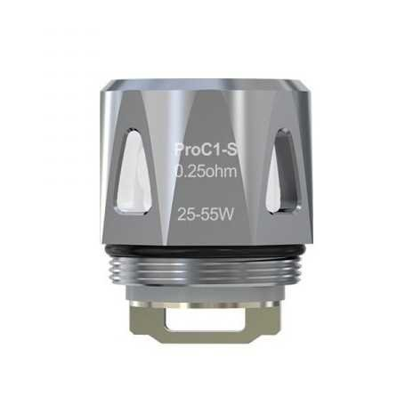 Résistance ProCore ProC1-S 0.25 ohm - Joyetech Résistances