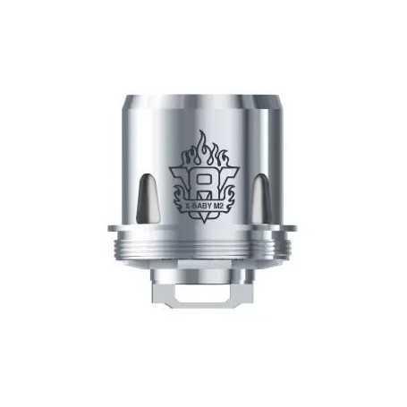 Atomiseur TFV8 X Baby V8 M2 0.25 ohm - Smok, Résistances, Smoktech