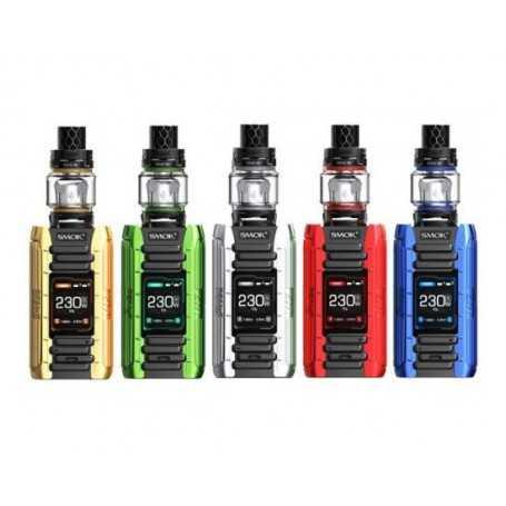 Kit E-Priv et TFV12 Prince - Smok Kits cigarettes électroniques