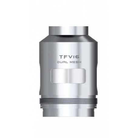 Atomiseur TFV16 Dual Mesh 0.12 ohm - Smok, Résistances, Smoktech