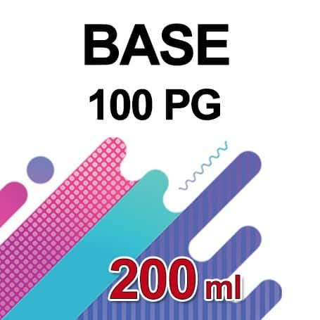 Base 100PG Do It Yourself