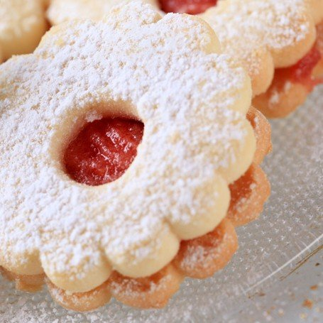 E-liquide biscuit fraise e-liquide Français
