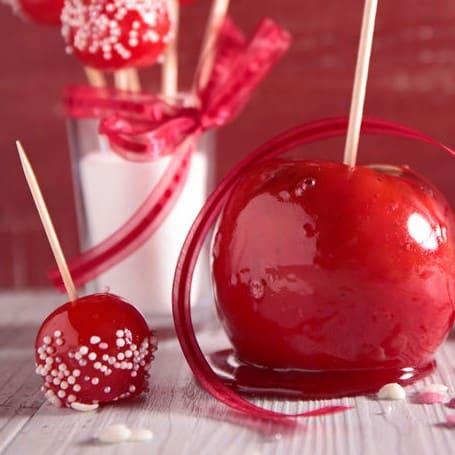 E-liquide Saveur pomme d'amour