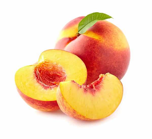 Eliquide nectarine presentation
