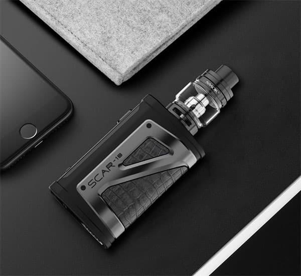 Design kit scar 18 et tfv9 smok